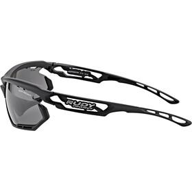 Rudy Project Fotonyk Glasses black matte - polar 3fx hdr laser grey
